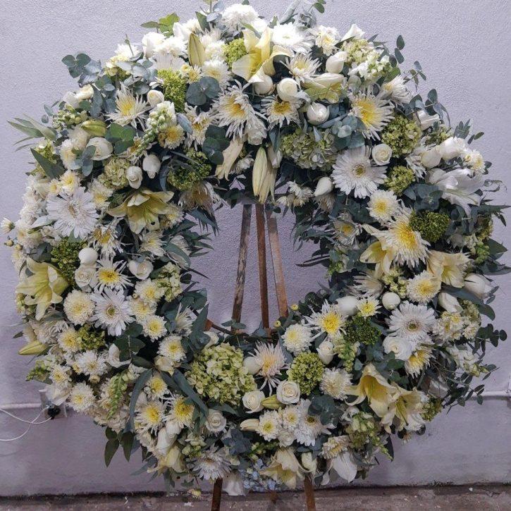 Corona Fúnebre Sharon